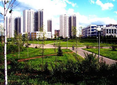 Зеленоград - 16-ый микрорайон